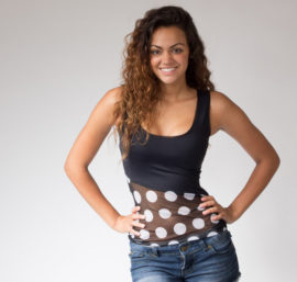 Graphic Dot Tank